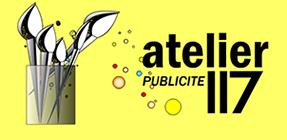 Atelier 117 - Créations graphiques – Lettrage - Sérigraphie